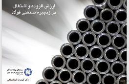 شورای تحقیق و توسعه / ارزش افزوده و اشتغال  در زنجیره صنعتی فولاد /شهریور۹۹