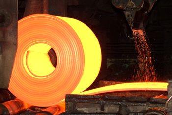 یک سوم تولید فولاد کشور صادر شد/ میزان تولید فولاد خام کشور طی ۲ ماه نخست سال ۹۶، ۱۲ درصد رشد یافت