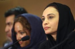 سلفی دوستانه مریم کاویانی و شقایق فراهانی