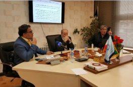 نشست تخصصی اقتصادی تعالی سندیکای تولیدکنندگان لوله و پروفیل فولادی با حضور دکتر احسان سلطانی