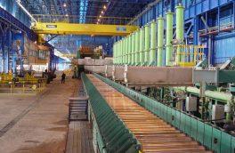 طرح بزرگ فولاد سبا در اصفهان به بهره برداری رسید