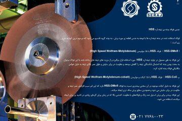 مشاوره تولید / جنس فولاد بدنه ی تیغه اره HSS / بخش چهارم