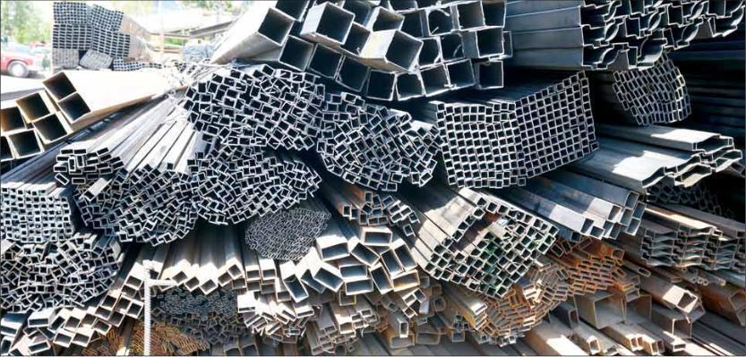 صنعت لوله و پروفیل استخوان بندی صنایع کشور