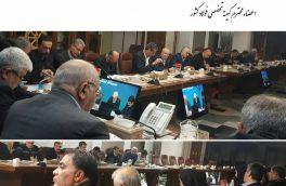توافقنامهای برای کم اثر کردن تحریم فولاد / جلسه کمیته تخصصی فولاد در ستاد تنظیم بازار