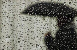 بارندگی در ۹ استان / تهران از فردا خنک می شود