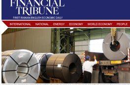 امیرحسین کاوه در مصاحبه تلفنی  با Financial Tribune وضعیت فعلی بازار فولاد را نابسامان توصیف کرد