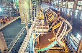 افتتاح دو پروژه گندالهسازی سنگان و فولاد سبا
