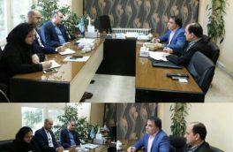 تشکیل جلسه سازمان منطقه آزاد صنعتی چابهار و سندیکای تولیدکنندگان لوله و پروفیل فولادی ایران